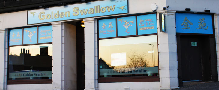 The Golden Swallow Restaurant Bathgate