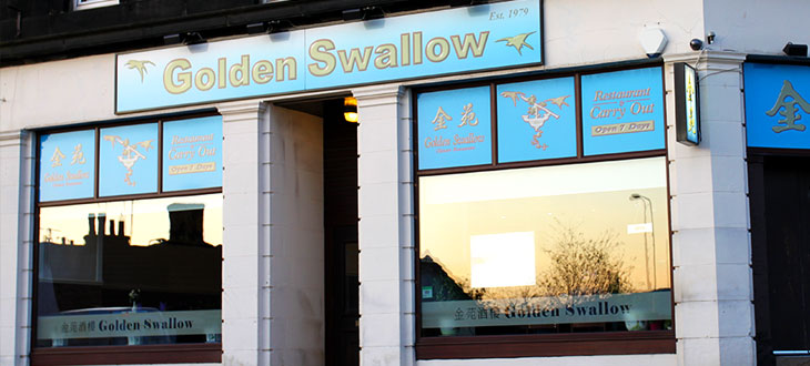 The Golden Swallow Bathgate
