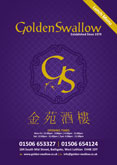 The Golden Swallow Bathgate Lunch Menu
